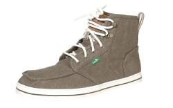 Sanuk High-Top Sneaker Jute Upper Ankles Away Outdoor Trend