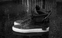 En Noir x Buscemi 100mm sneaker
