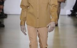 Calvin Klein Mens RTW Fall 2014