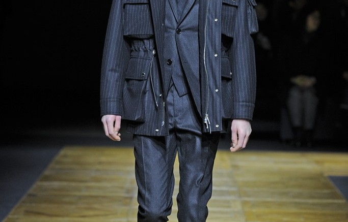 Dior Homme Mens RTW Fall 2014