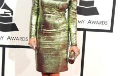 Rita Ora in Lanvin sandals
