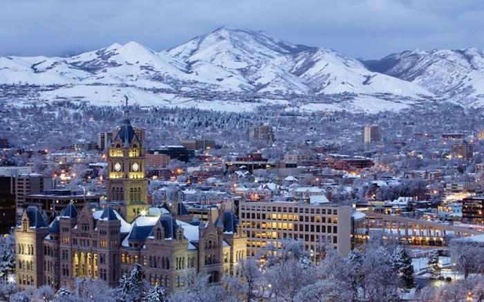 Salt Lake City Outdoor Retailer Winter Market