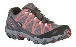 Oboz hiking shoe Fall 2014