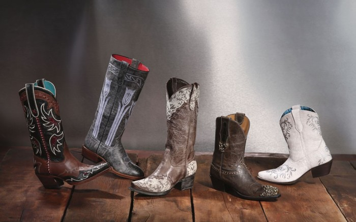 Tony Lama Macie Bean Lane Boots Lucchese Laredo