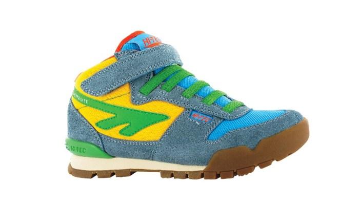 Kids sport shoe sneaker Hi-Tec Fall 2014