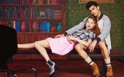 Penny Loves Kenny Alice & Olivia Tibi Eastland Vans  Brooks Brothers Uniform Wares