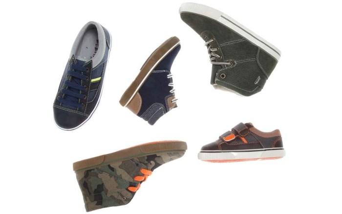 Nina Footwear fall 2014