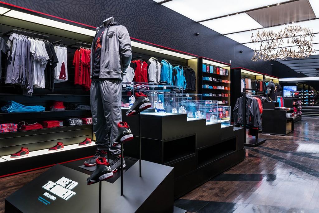 Nike Opens First Flight 23 Jordan Store
