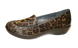 Leopard Dansko Slip-On Camouflage Color Scheme
