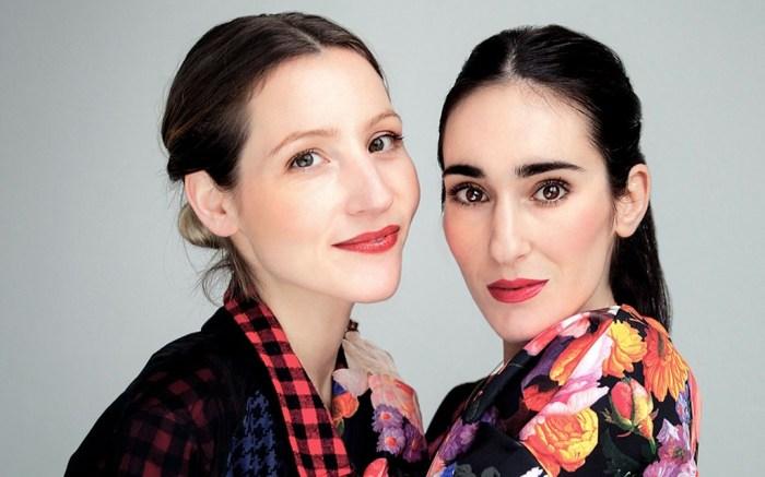 Lika Mimika founders Lisa Leipziger left and Marijana Condic