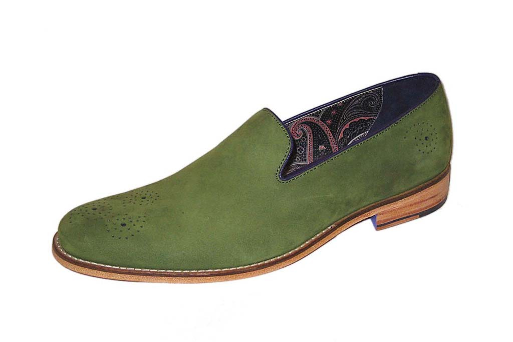 First Look at Robert Graham Footwear