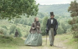The Oscars Feature The Invisible Woman Ralph Fiennes Felicity Jones