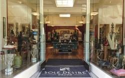 Sole Desire store Burlingame California
