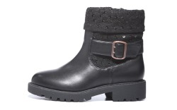 Lug-sole look with fold-down cuff by KENNETH COLE REACTION