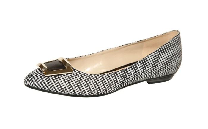 Fall 2014 footwear Comfort Must Buys Black & White