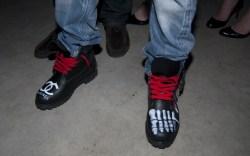 Pharrell Williams' Shoe Style