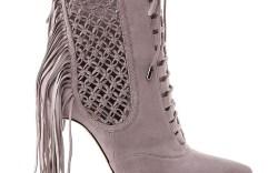 Fall 2014 footwear ladies Must Buys On the Fringe Alexandre Birman suede boot