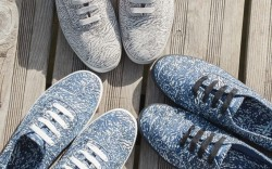 Comptoir des Cotonniers in collaboration with Keds