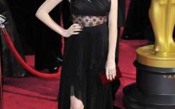 Anna Kendrick J Mendel Oscars 2014 Red Carpet