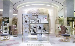 Shop Talk: Burberry in Dubai... Rag