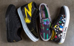 Vans Band ReIssues collection