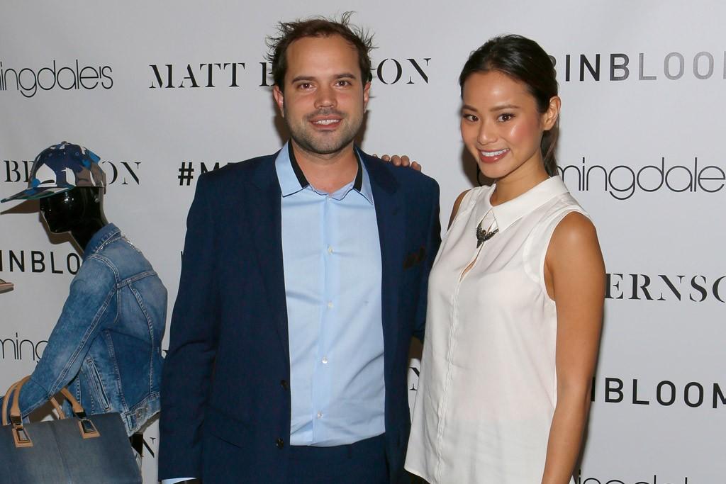 Matt Bernson and Jamie Chung
