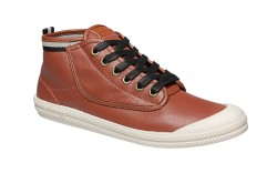 A leather hi-leap style from Volleys fall 14 line courtesy of Volley International