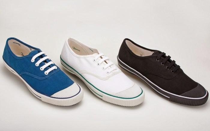 The Bata Tennis Shoe