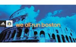 Boston Marathon 2014 Adidas