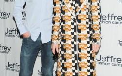 Jeffrey Kalisnky and Anna Wintour Billy Farrell Agency