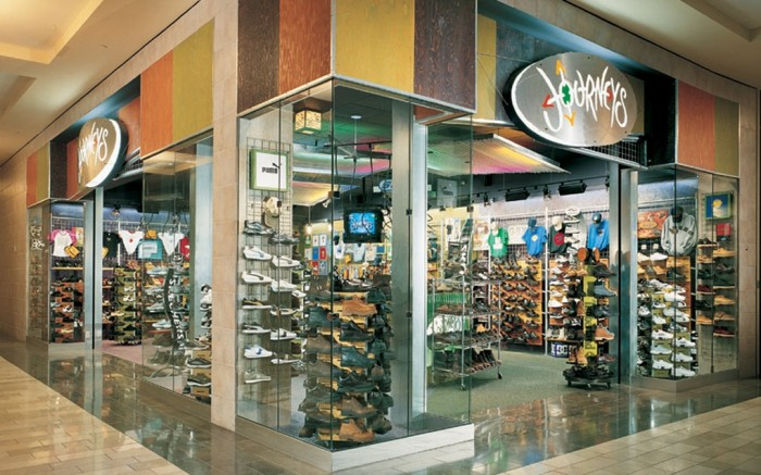 Journeys Genesco store