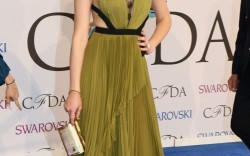 CFDA 2014 Emmy Rossum