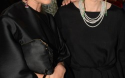 CFDA 2014 Mary-Kate Olsen Ashley Olsen
