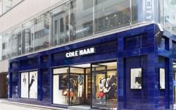 Cole Haans Tokyo flagship store
