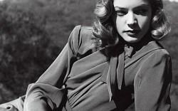 FN Footwear News Lauren Bacall