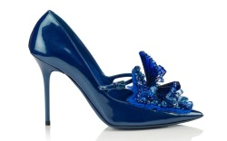 The sapphire style from Jimmy Choo&#8217s Vices collection