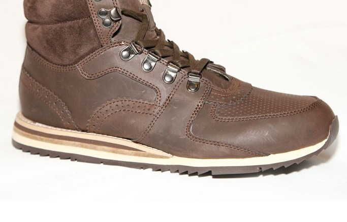 Vince Camuto&#8217s hiker on running-style outsole