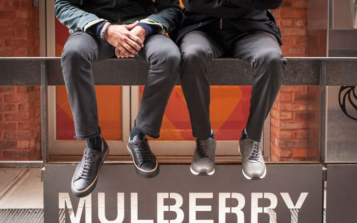 Number 288 launches a mens line of &#8220downtown chic&#8221 sneakers for fall