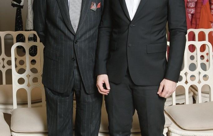 Footwear News FN Oscar de la Renta Daniel Lawler
