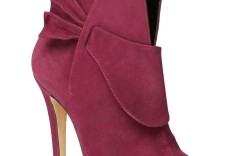 Burgundy ankle boot from Sarah Flint