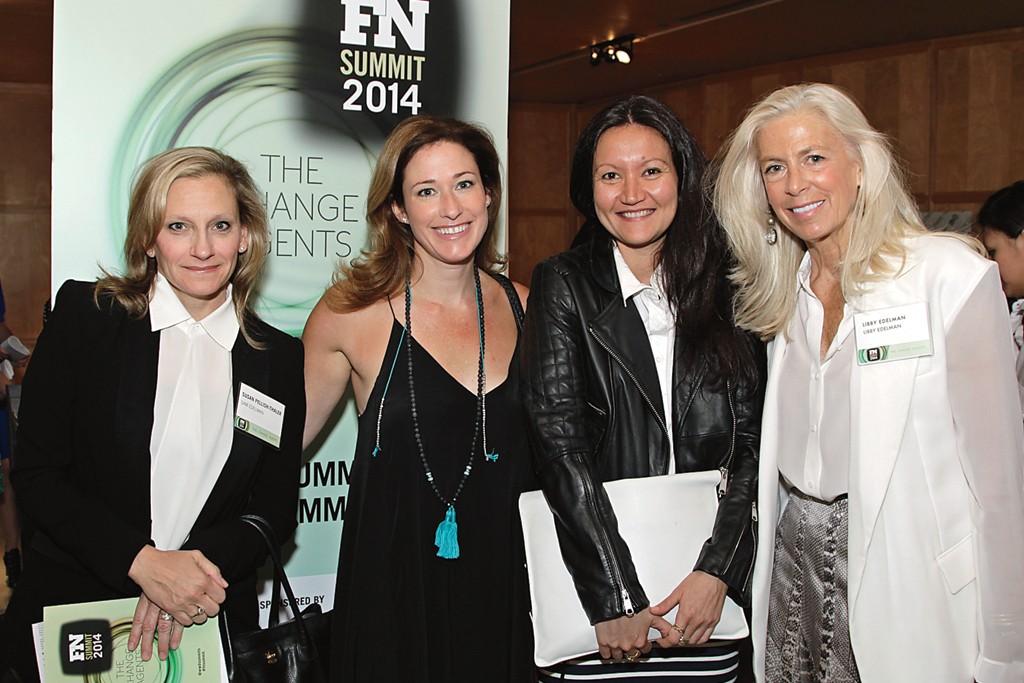 Susan Pellish-Thaler, Lisa Mitchell, Marika Nanni, Libby Edelman