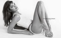 Stuart Weitzman Natalia Vodianova Mario Testino Million Dollar Shoe