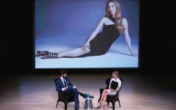 Michael Atmore in conversation with Ivanka Trump