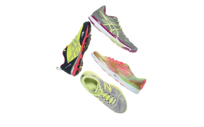 FN Footwear News The North Face Asics Skechers New Balance Saucony
