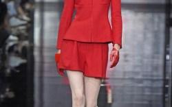 Armani Priv&#233 Couture Fall 2014