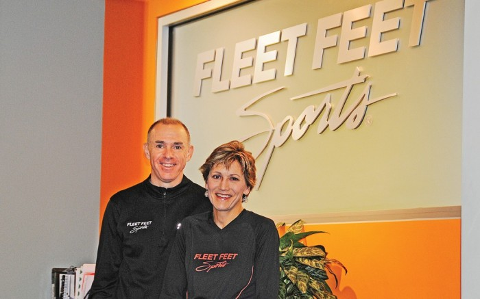 Fleet Feet Sports Ed Griffin FN footwear news