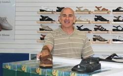 FN Footwear News Tom Lagrotteria New England Comfort Shoes