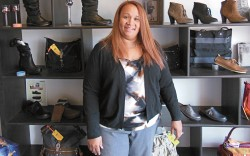FN Footwear News JoAnn Epps Jos Comfort Zone
