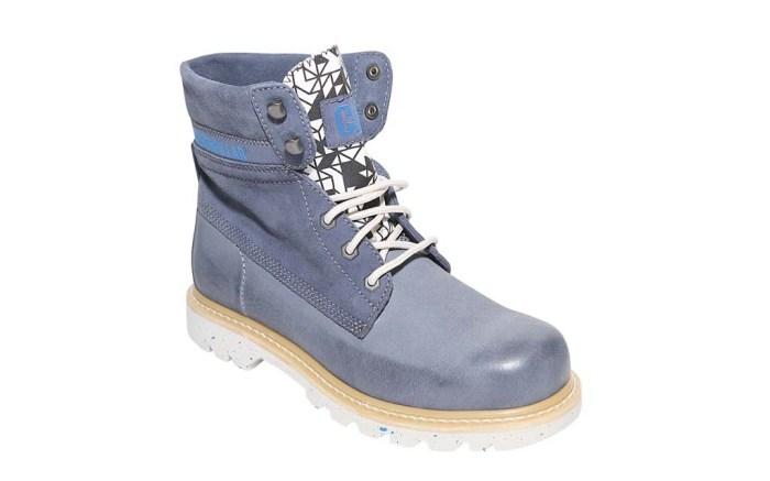 FN Footwear News Cat Footwear Camille Walala Spring 15 Walala
