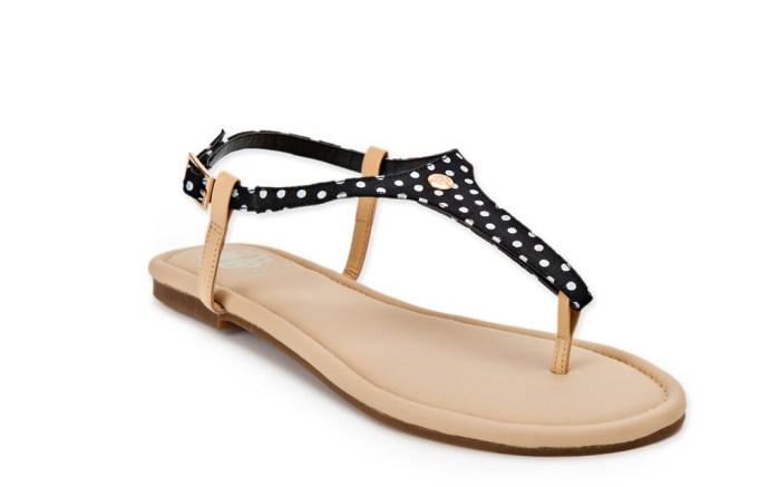 spring &#821714 patent sandal